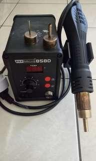 Hot Air Gun SMD Rework Soldering