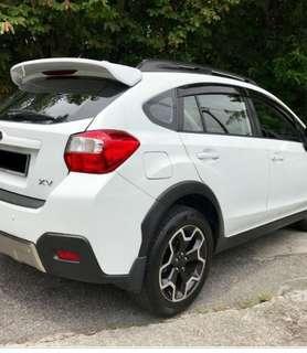 Subaru xv ( wanted )