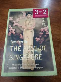 The Rose of Singapore