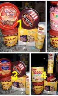 Pilih 5 snack