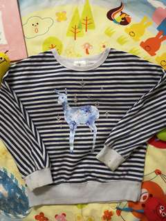 4y girl sweater