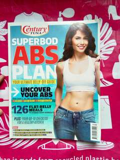 Superbod Abs Plan by Century Tuna