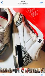 Nike Air Jordan's size 6 2011 release