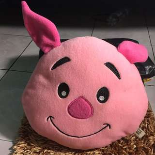 Bantal tidur / Bantal piglet / Boneka piglet