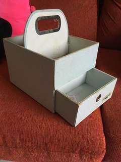 Baby nursing kit box