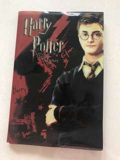 Harry Potter note book A4