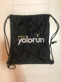 2XU Drawstring Bag yolorun