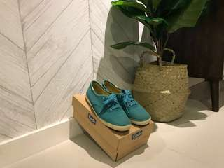RAYA shoes KEDS sneakers sweet blue