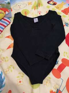 4y girl tight romper