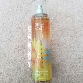 Bath&Body Works fragrance mist
