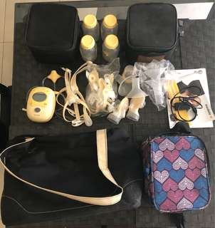 Medela Freestyle Breastpump Set