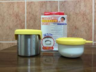 Pigeon baby porridge and food grinder maker