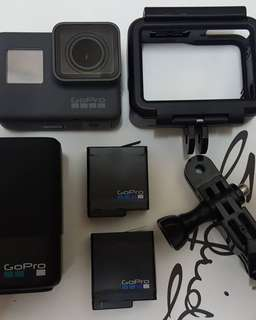 GoPro Hero 5 Black & Accessories