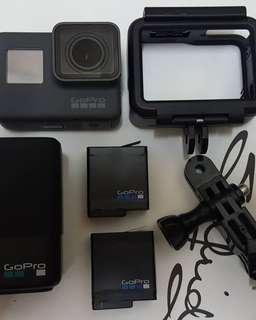 GoPro Hero 5 Black & Accessories