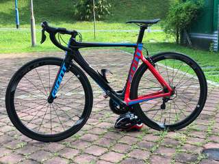 Giant Propel Advance 2 (3 months old)