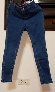 Old navy maong pants for girls