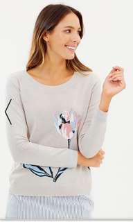 New! Wool blend jumper
