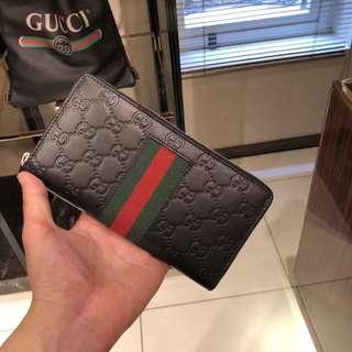 (威尼斯連線) GUCCI 長夾 NT $20800