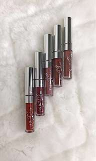 Colourpop Lipsticks Mini