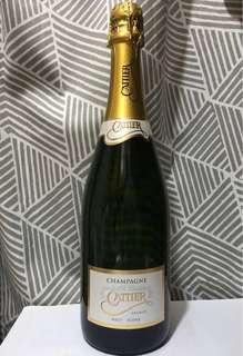 Champagne Cattier Brut Icône