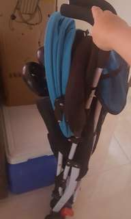 Compact Stroller Lipat Payung