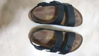🚚 勃肯 涼鞋 38