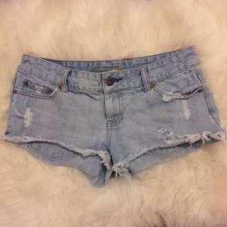 AE • short shorts