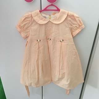 Baby Lovely Lace Dress 6-12 months