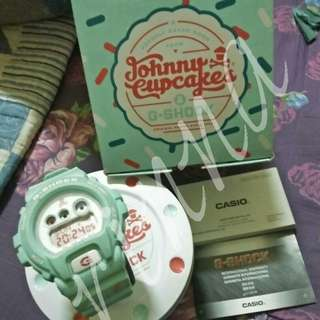 G Shock Johnny Cupcake Limited