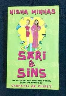 Sari and Sins by Nisha Minhas