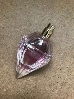 KATY PERRY KILLER QUEEN OH SO SHEER EDP 100ml (TESTER FROM PRESTIGE)