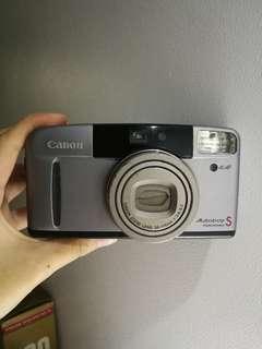 Canon Autoboy S Panorama