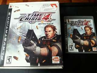 Time Crisis 4+ GUNCON3