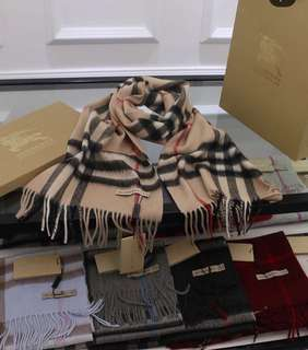 TOP quality Burberry Scarf