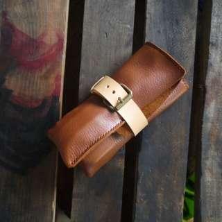 scroll watch case