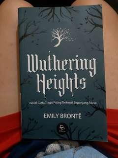 Wuthering Heights by Emily Brontë [Classic]