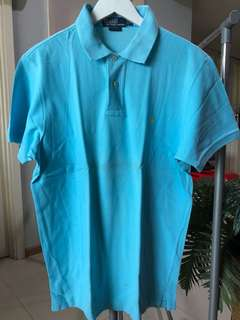 Custom Fit POLO T-shirt Ori for men (soft pink and blue)