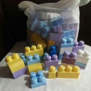 Mega Toy Blocks Imported from US
