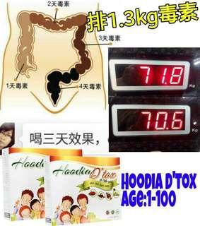 Hoodia Detox 排毒
