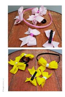 Hand maid Hairbows