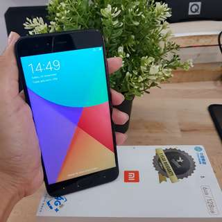 Xiaomi Mi6 6/128gb black mulus