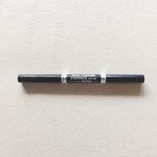 K-Palette Real Lasting Eyepencil in Super Black