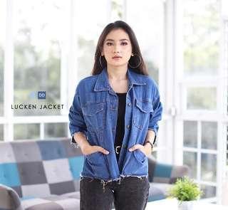 01 LUCKEN JACKET