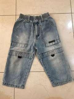 Short Pants牛仔褲