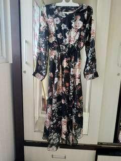 Miss Valley Black Dress
