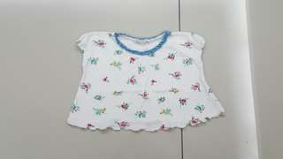 Baby Girls Top (18months)