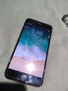 Iphone 7plus 256gig matte black factory unlock