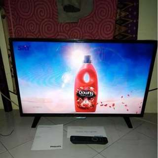 philips hd led tv brandnew