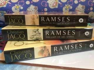 Ramses Volume 3,4 & 5