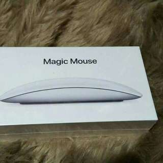 Apple Magic Mouse (sealed pa po)